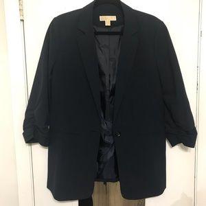 Michael Kors 10 Navy Blazer